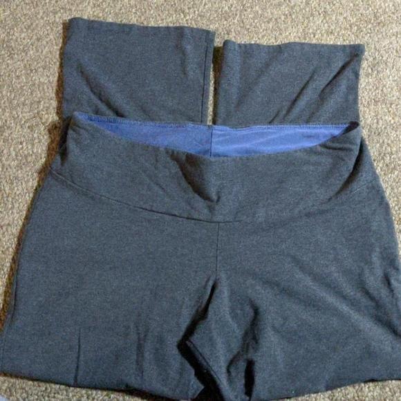 Style & Co Pants - Style & Co women sport grey sweatpants 2X